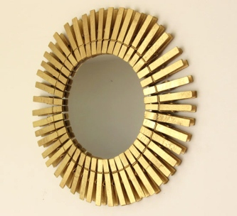 utilisima manualidades espejo finalizado